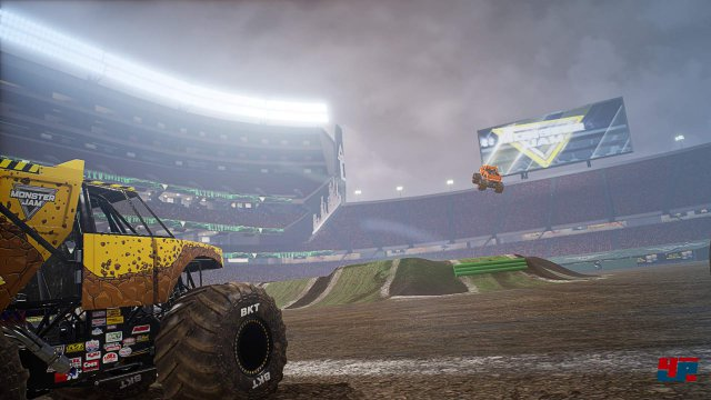 Screenshot - Monster Jam Steel Titans (PC) 92582927