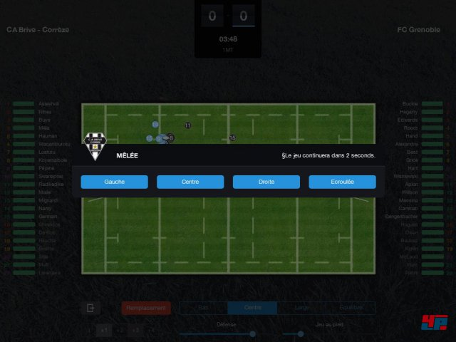 Screenshot - Pro Rugby Manager 2015 (iPad) 92486524