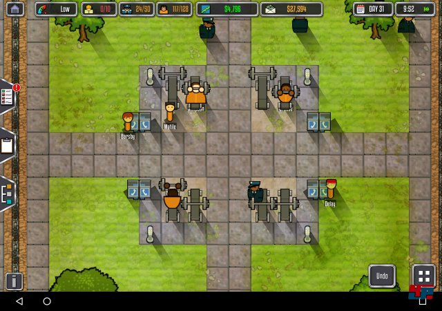 Screenshot - Prison Architect (Android) 92545974