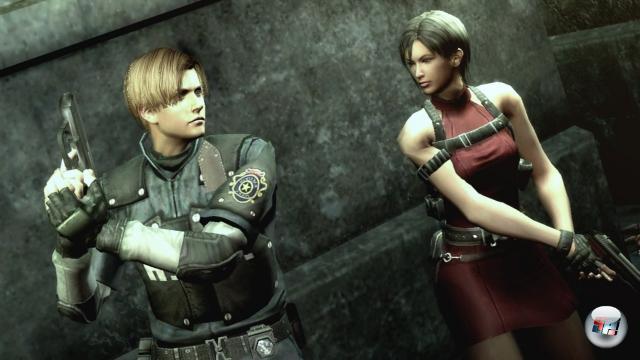 <b>Resident Evil: The Darkside Chronicles</b><br><br>Ein Schienen-Shooter im Resi-Universum? Der von Technikfuzzi Michael mit Nachdruck empfohlen wird? Und noch dazu auf Wii? Ähm... hossa, wieso sieht das so verteufelt gut aus? Capcom versucht, das Unmögliche wahr zu machen: Einen Wii-Shooter, der von 360- und PS3-Besitzern beneidet wird! 1954203