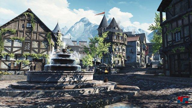Screenshot - The Elder Scrolls: Blades (Android) 92566803