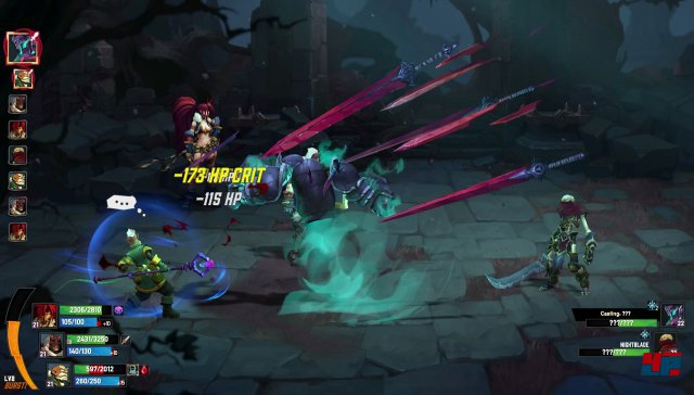 Screenshot - Battle Chasers: Nightwar (PC) 92553700