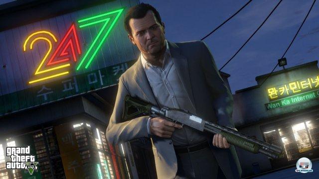 Screenshot - Grand Theft Auto 5 (360) 92460241