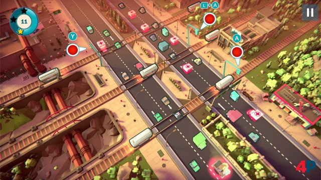 Screenshot - Urban Flow (Switch)