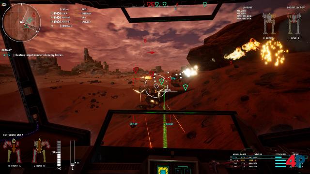 Screenshot - MechWarrior 5: Mercenaries (PC) 92602689