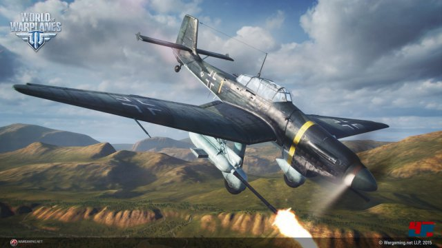 Screenshot - World of Warplanes (PC) 92499843