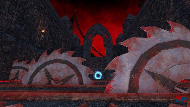 Screenshot - Seum: Speedrunners from Hell (Linux) 92526563