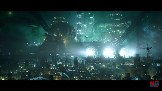 Screenshot - Final Fantasy 7 Remake (Arbeitstitel) (PlayStation4)