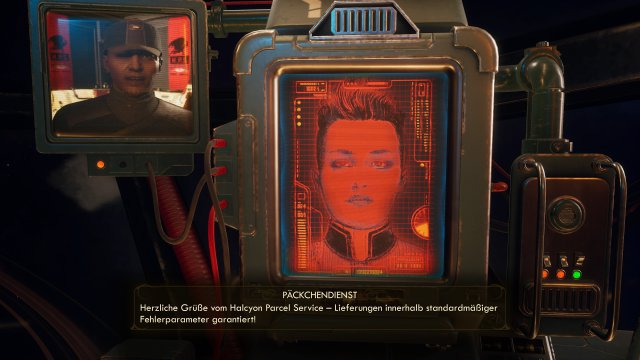 Screenshot - The Outer Worlds: Peril on Gorgon (PS4)