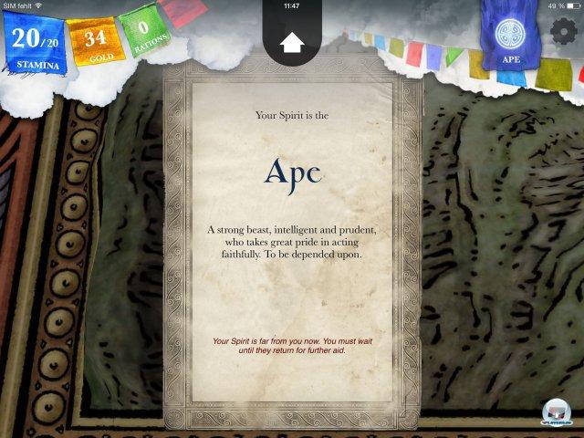 Screenshot - Sorcery! - Teil 2 (iPad) 92471928
