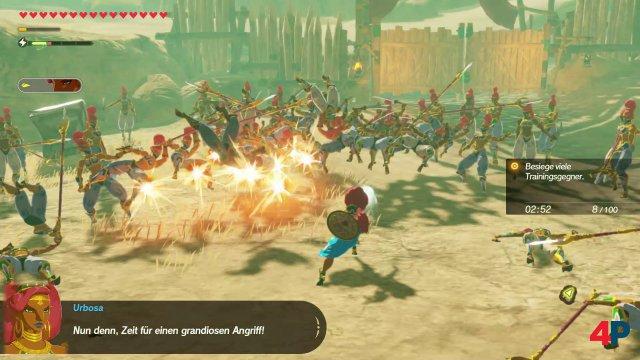 Screenshot - Hyrule Warriors: Zeit der Verheerung (Switch) 92629193