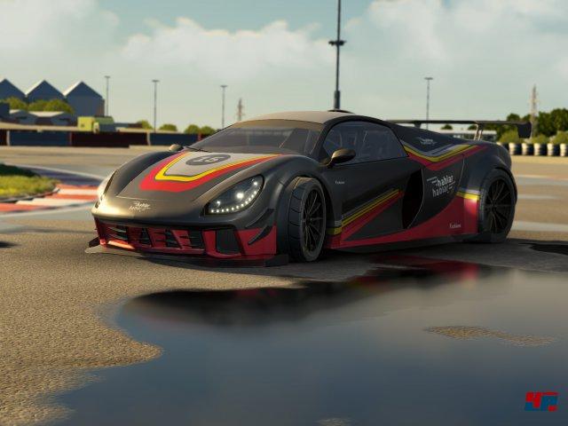 Screenshot - Motorsport Manager (Linux)