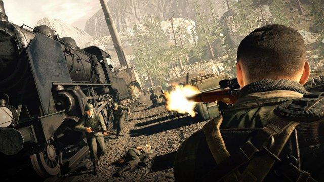 Screenshot - Sniper Elite 4 (Switch) 92629330