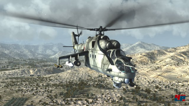 Screenshot - Air Missions: HIND (PC) 92532328