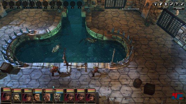 Screenshot - Blackguards 2 (PC) 92497962