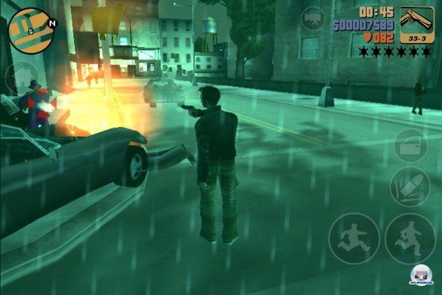 Screenshot - Grand Theft Auto III (iPhone) 2299052