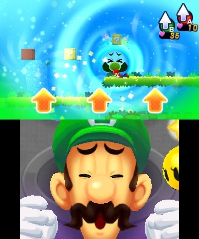 Screenshot - Mario & Luigi: Dream Team Bros. (3DS) 92462454