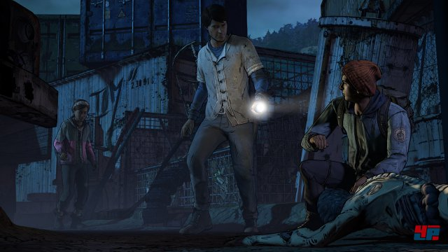 Screenshot - The Walking Dead: Staffel 3 - A New Frontier, Episode 1 (Android) 92532720