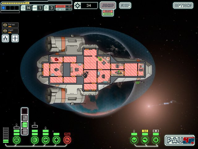 Screenshot - FTL: Faster Than Light (iPad) 92479799
