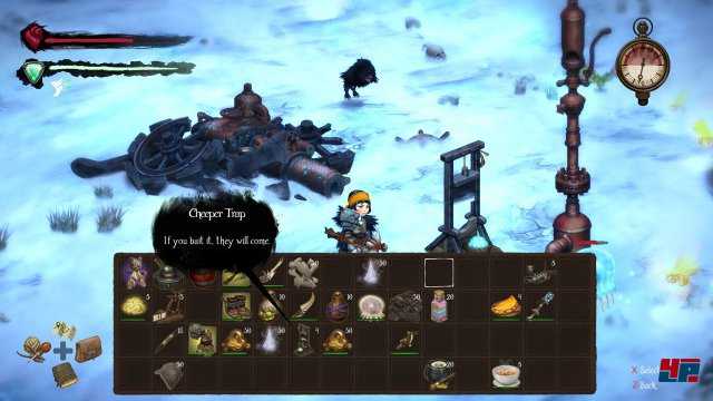Screenshot - Smoke and Sacrifice (PC) 92563084