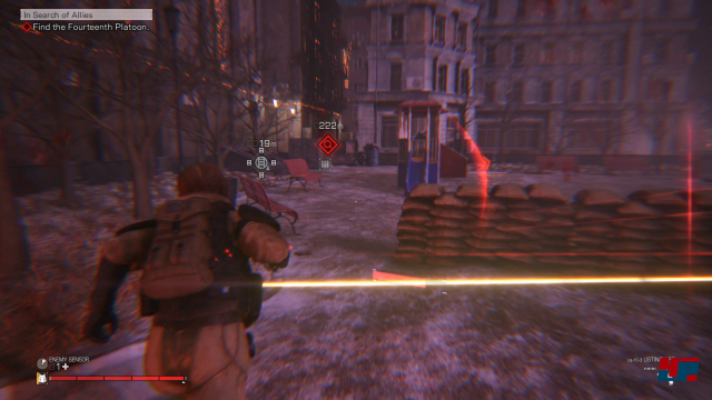 Screenshot - Left Alive (PC) 92583835