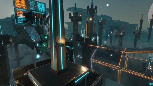 Screenshot - Tower Tag (HTCVive, OculusRift, ValveIndex, VirtualReality)