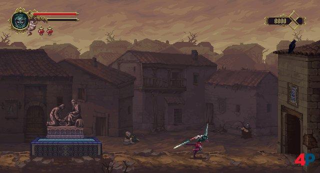 Screenshot - Blasphemous (PC)