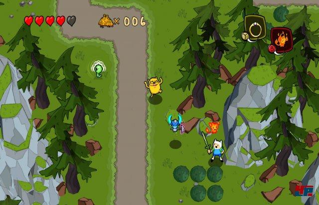 Screenshot - Adventure Time: Secret of the Nameless Kingdom (360) 92490374