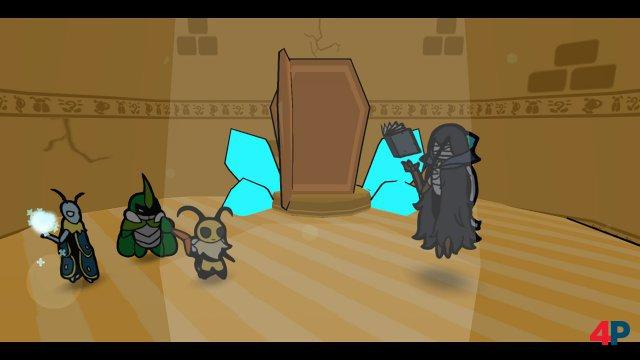 Screenshot - Bug Fables: The Everlasting Sapling (PS4)
