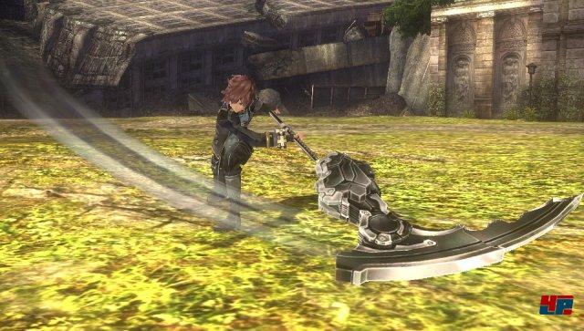 Screenshot - God Eater 2 (PlayStation4) 92494782