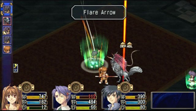 Screenshot - The Legend of Heroes: Trails in the Sky (PSP) 2290462