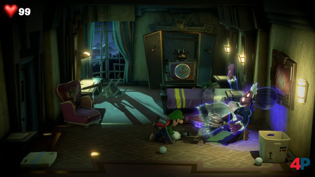 Screenshot - Luigi's Mansion 3 (Switch) 92599197