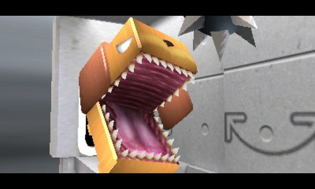 Screenshot - Cubic Ninja (3DS) 2235128