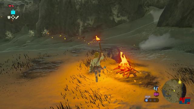 Screenshot - The Legend of Zelda: Breath of the Wild (Switch) 92541311