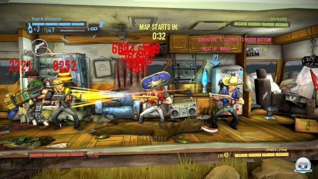 Screenshot - Shoot Many Robots (PC) 2338092