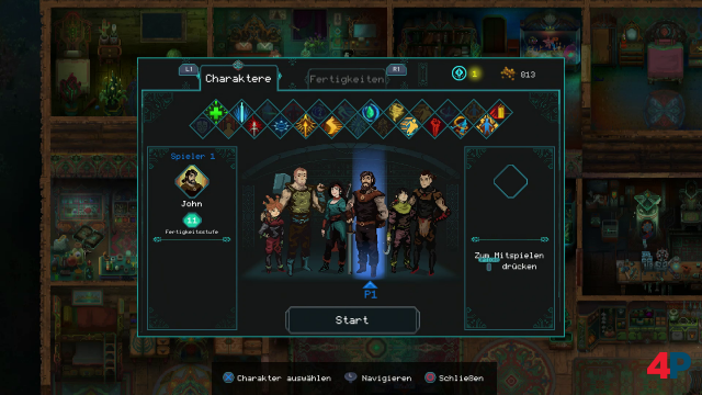 Screenshot - Children of Morta (PS4) 92598644