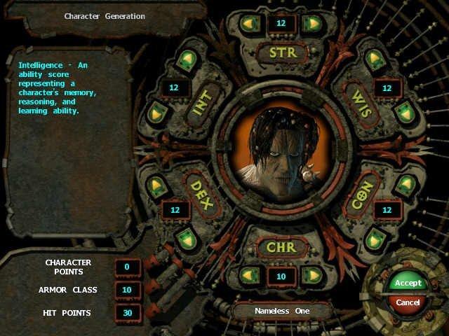 Screenshot - Planescape Torment (PC) 2355562