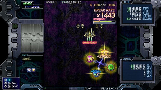 Screenshot - Crimzon Clover - World EXplosion (Switch) 92628121