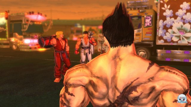 Screenshot - Street Fighter X Tekken (360) 2301877