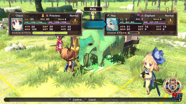 Screenshot - Tears to Tiara 2: Heir of the Overlord (PlayStation3) 92492051