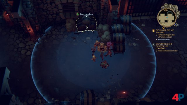 Screenshot - The Dungeon of Naheulbeuk: The Amulet of Chaos (PC) 92625751