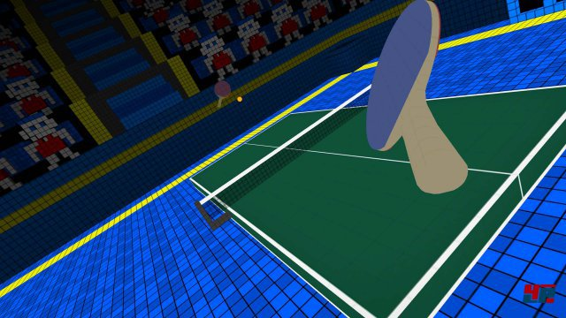 Screenshot - VR Ping Pong (PS4)