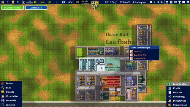 Screenshot - Academia: School Simulator (PC)
