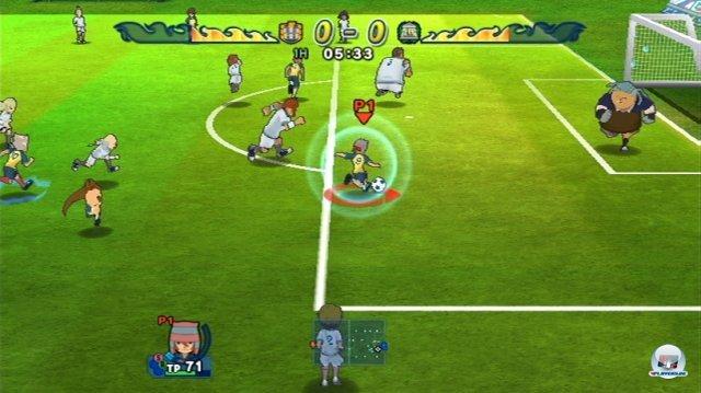 Screenshot - Inazuma Eleven Strikers (Wii) 2394072