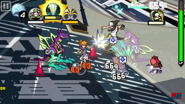 Screenshot - The World Ends with You (Switch) 92576385