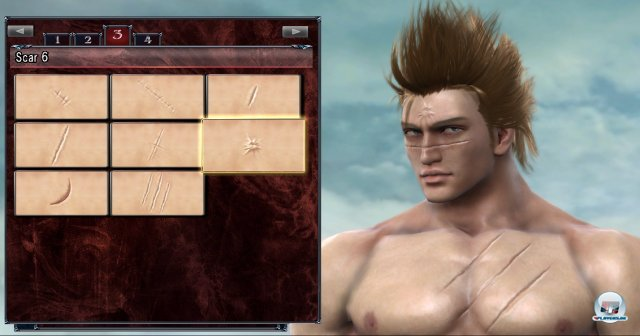 Screenshot - Soul Calibur V (PlayStation3) 2283397