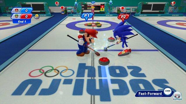 Screenshot - Mario & Sonic bei den Olympischen Winterspielen: Sotschi 2014 (Wii_U) 92470245