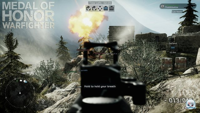 Screenshot - Medal of Honor: Warfighter (360) 92412527