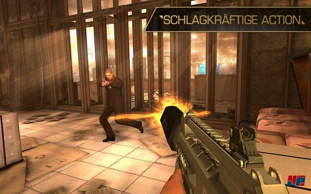 Screenshot - Deus Ex: The Fall (Android) 92475755