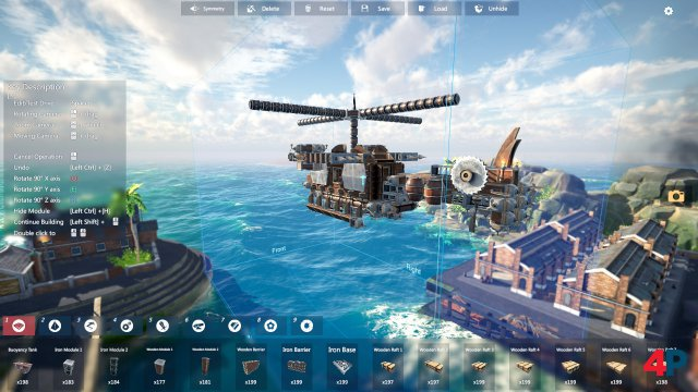 Screenshot - Sea of Craft (PC)